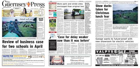 The Guernsey Press – 18 January 2020