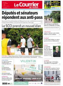 Le Courrier de l'Ouest Cholet – 07 août 2021