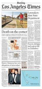 Los Angeles Times  November 19 2017
