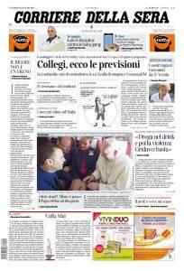 Corriere della Sera - 19 Gennaio 2018