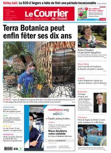 Le Courrier de l'Ouest Angers – 01 juin 2020