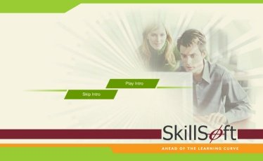 SkillSoft Courseware Monitoring Backups and Recovery in Windows Server 2008