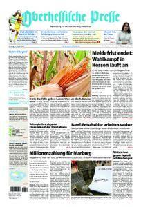 Oberhessische Presse Marburg/Ostkreis - 21. August 2018
