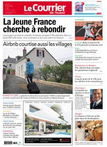 Le Courrier de l'Ouest Cholet – 03 mai 2021