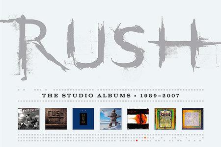 Rush - The Studio Albums 1989-2007 (2013) [Official Digital Download 24bit/96kHz] RE-UP