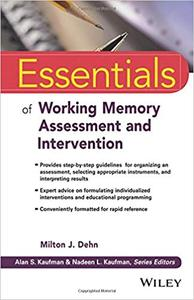 Essentials of Working Memory