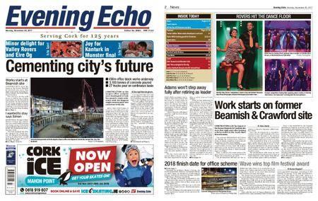 Evening Echo – November 20, 2017
