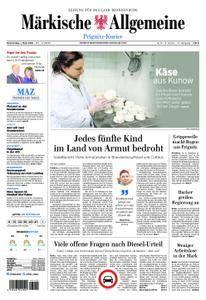 Märkische Allgemeine Prignitz Kurier - 01. März 2018