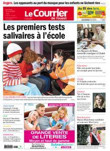 Le Courrier de l'Ouest Cholet – 12 mars 2021