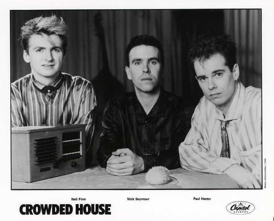 Crowded House - The Very Very Best Of Crowded House (2010) [Re-Up]