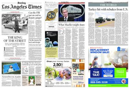 Los Angeles Times – July 14, 2019