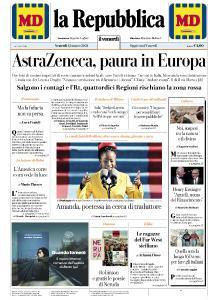 la Repubblica - 12 Marzo 2021