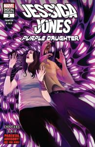 Jessica Jones-Purple Daughter 002 2019 Digital Original FatNerd