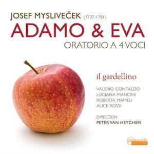 Peter Van Heyghen, Il Gardellino - Myslivecek: Adamo ed Eva (2019)