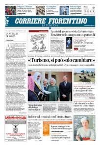 Corriere Fiorentino La Toscana – 09 agosto 2019