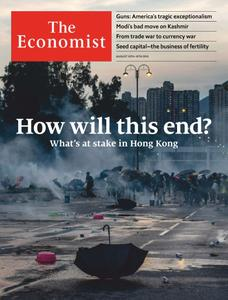 The Economist Middle East and Africa Edition – 10 August 2019