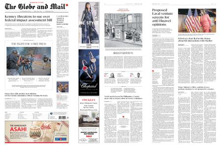 The Globe and Mail – May 03, 2019