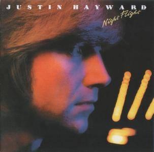 Justin Hayward - Night Flight (1980) {2004 Remastered Reissue}