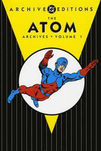 DC Archive Editions - Atom Vol 01