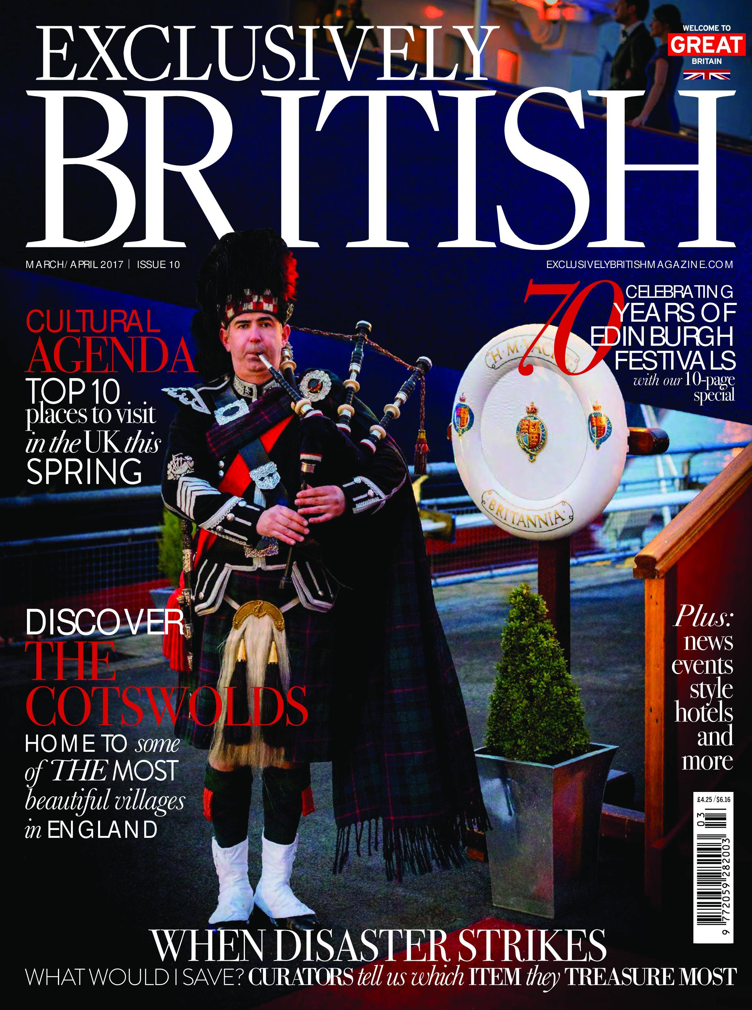 Exclusively British - March/April 2017