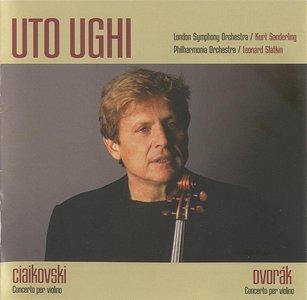 Tchaikovsky · Dvorak · Violin Concertos · Uto Ughi