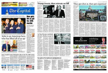 The Capital – March 24, 2018