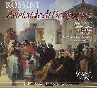 Giuliano Carella, Scottish Chamber Orchestra - Rossini: Adelaide di Borgogna [2006]