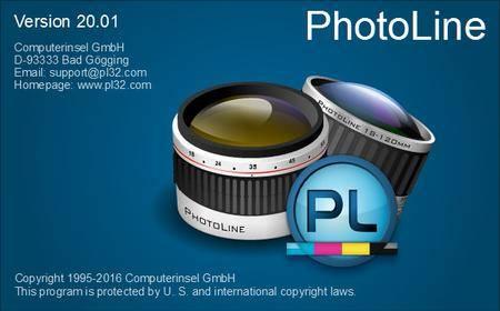 PhotoLine 21.50 Multilingual