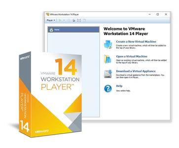 VMware Workstation Player 14.0.0 Build 6661328 Commercial