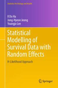Statistical Modelling of Survival Data with Random Effects: H-Likelihood Approach
