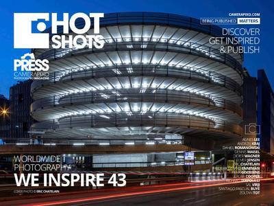 Camerapixo Hot Shots - Volume 43 2019