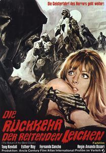 Return of the Evil Dead (1973) [EXTENDED]