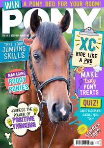 Pony Magazine - Issue 838 - May 2018