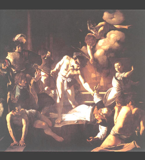 Караваджо (Микеланджело Меризи) (83 картины)   Caravaggio (83 pictures)