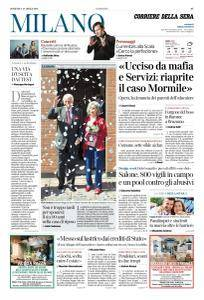 Corriere della Sera Milano - 15 Aprile 2018
