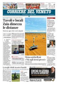 Corriere del Veneto Venezia e Mestre – 13 maggio 2020