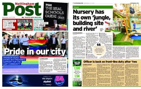Nottingham Post – July 17, 2019