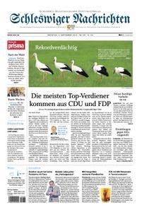 Schleswiger Nachrichten - 03. September 2019
