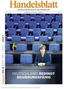Handelsblatt - 29. September 2017