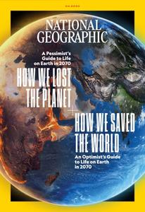 National Geographic UK - April 2020