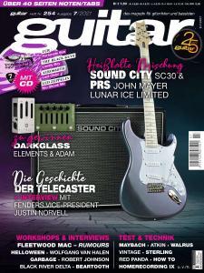 Guitar Germany - Juli 2021