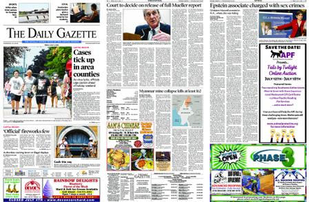 The Daily Gazette – July 03, 2020