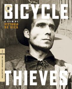 Bicycle Thieves (1948) + Extras [The Criterion Collection]