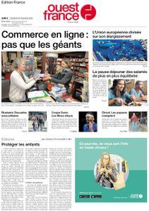 Ouest-France Édition France – 22 novembre 2019