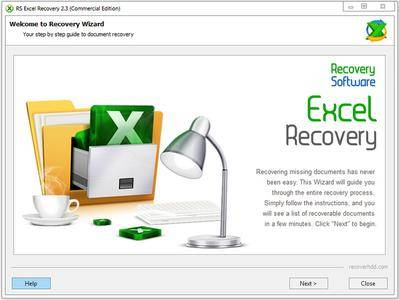 RS Excel Recovery 2.6 Multilingual