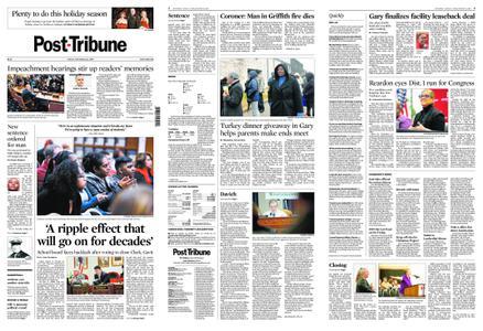 Post-Tribune – November 22, 2019