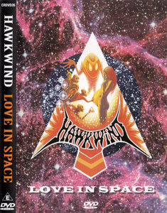 Hawkwind - Love in Space (2003) Re-up