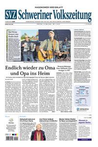 Schweriner Volkszeitung Hagenower Kreisblatt - 15. Mai 2020