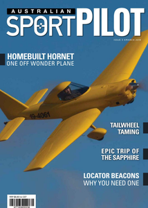 Sport Pilot - March 2019