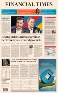 Financial Times Europe - April 13, 2021